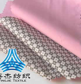 Full-dull Nylon dobby Taffeta Fabric