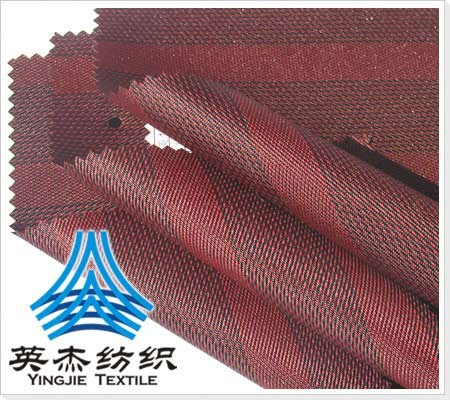 300D Polyester Strip Dobby OXFORD Fabric