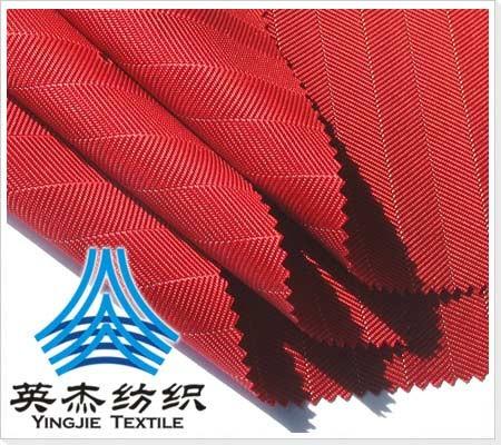 Polyester Yarn-dyed jacquard coating Oxford fabric